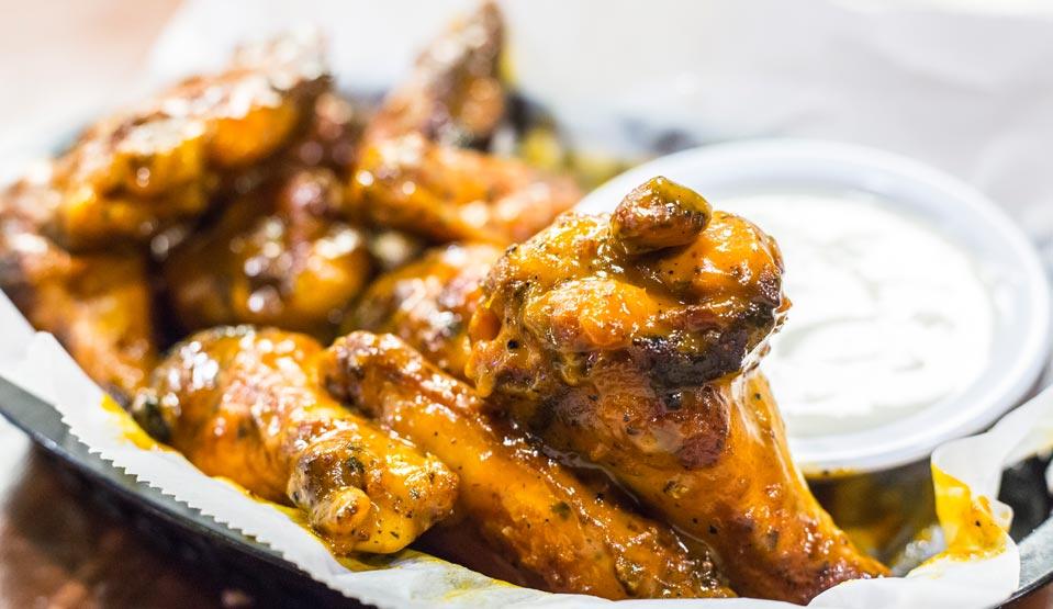 Borgota wings