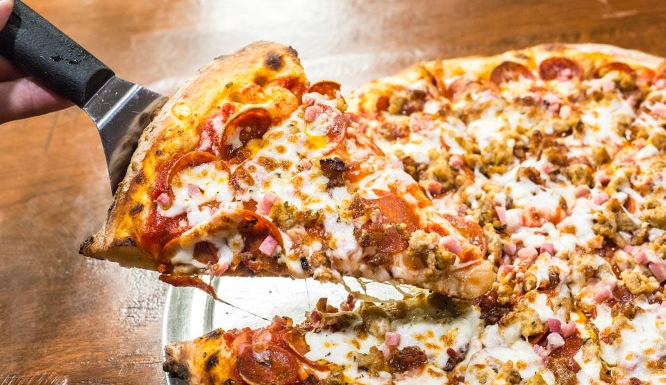 Borgota Pizza